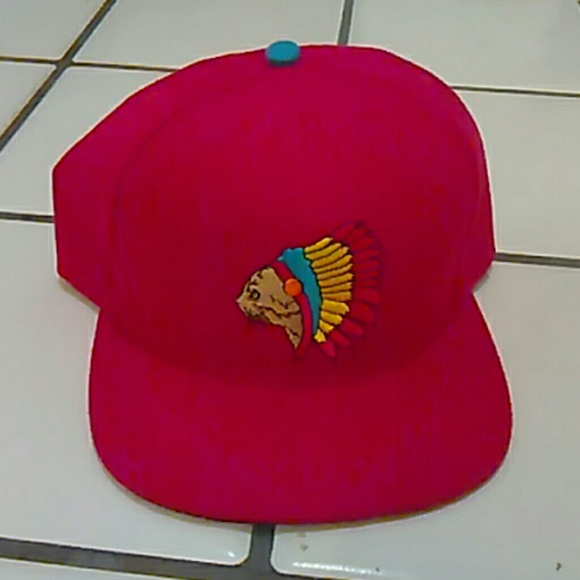 95d94be116a Camp flog gnaw golf wang native cat red snap back